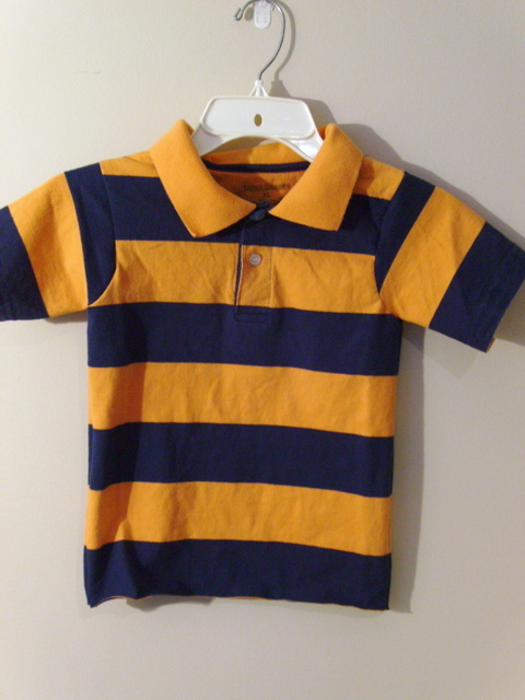 Men's Polo to Boy's Polo