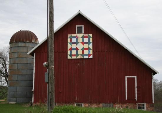 Miller Barn Quilt