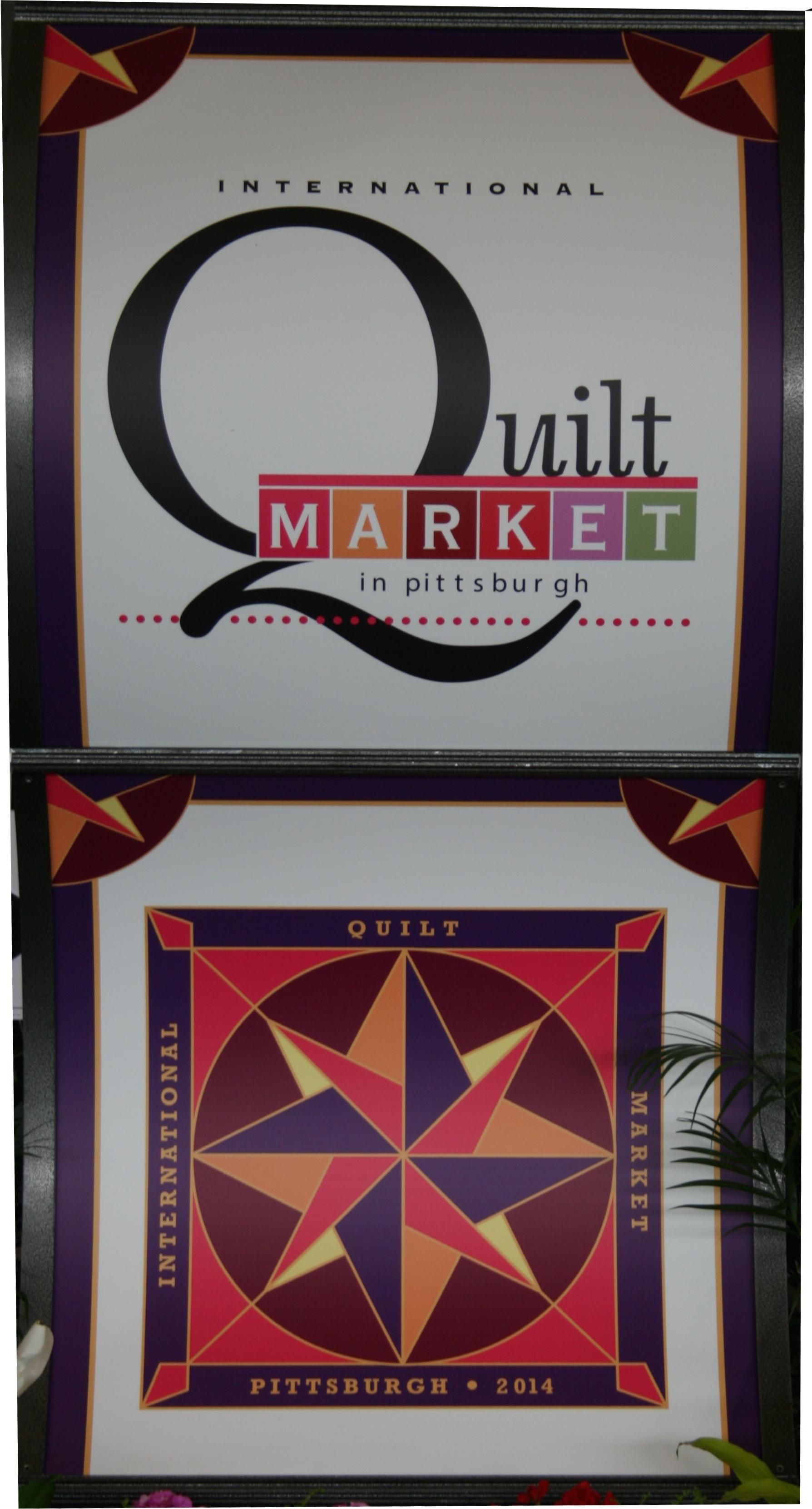 Quilt Market Spring 2014