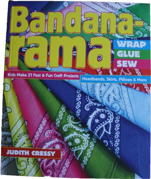 Bandana-rama book giveaway