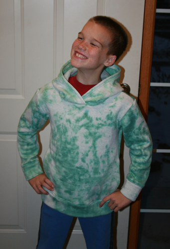 boy's hoodie pattern from Ottobre Design fall 2013