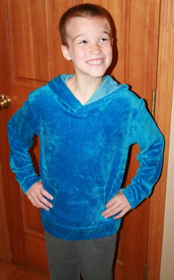 Ottobre Design Sewing Patterns Sweatshirt Hoodie