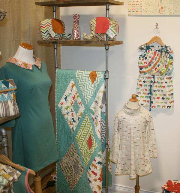 Birch Fabrics - knits