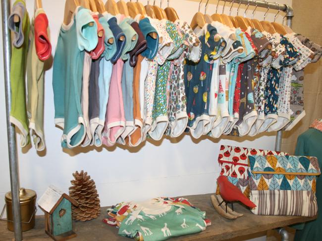 Birch Fabrics - onesies