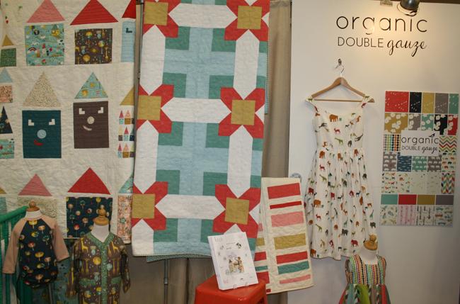 Birch Fabrics - double gauze