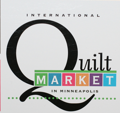 Spring 2015 Quilt Market in Minneapolis
