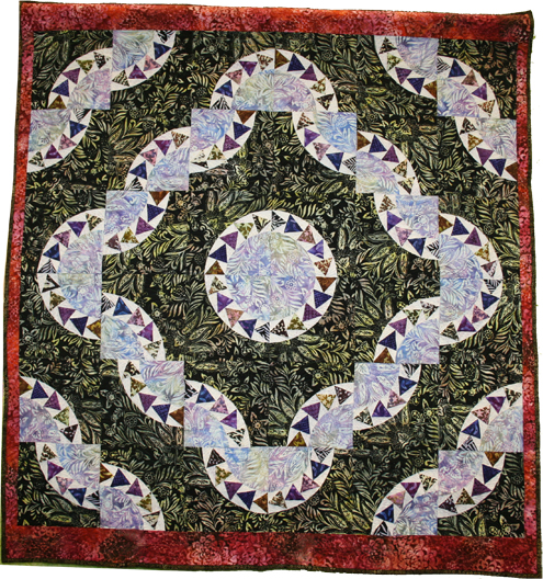 Anthology Fabrics - Goose Garden Quilt