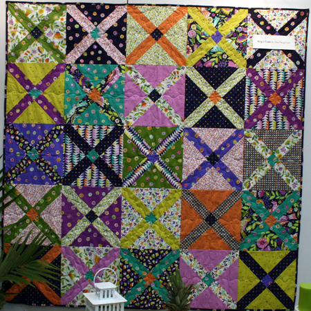Kings Cross Quilt Pattern - Michael Miller Fabrics