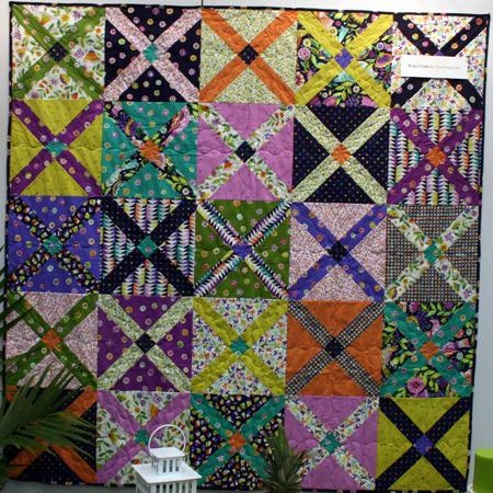 Kings Cross Quilt Pattern - Michael Miller Fabrics