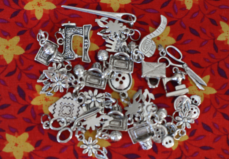 charms for zipper pulls